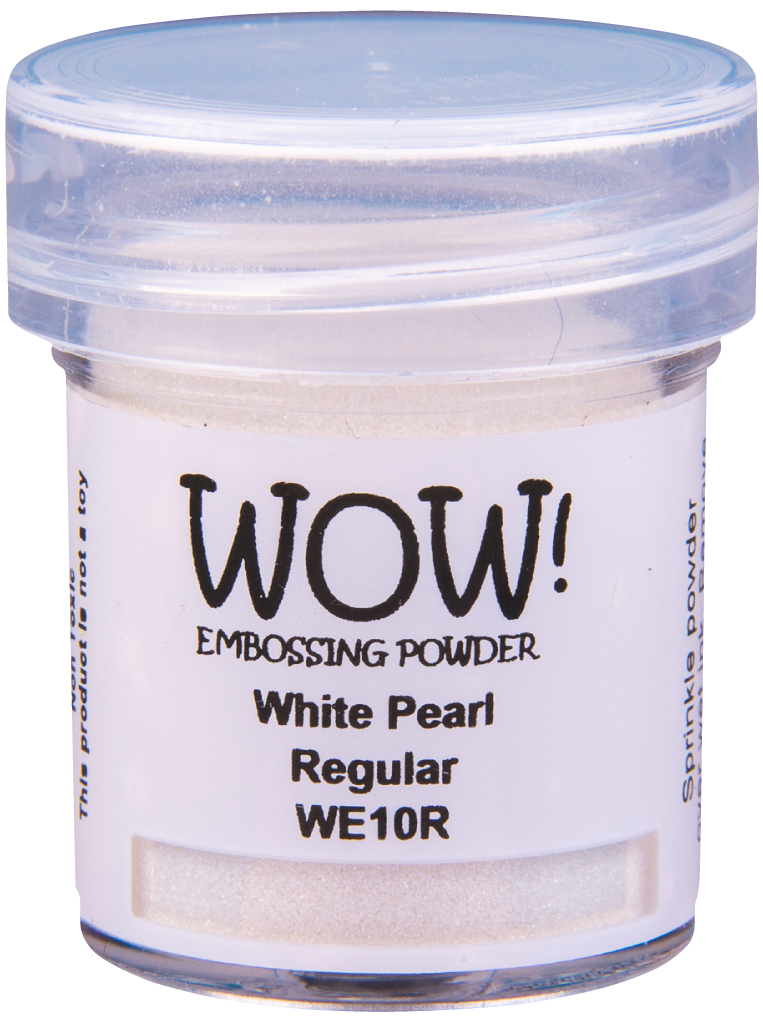White Pearl - Regular 15ml