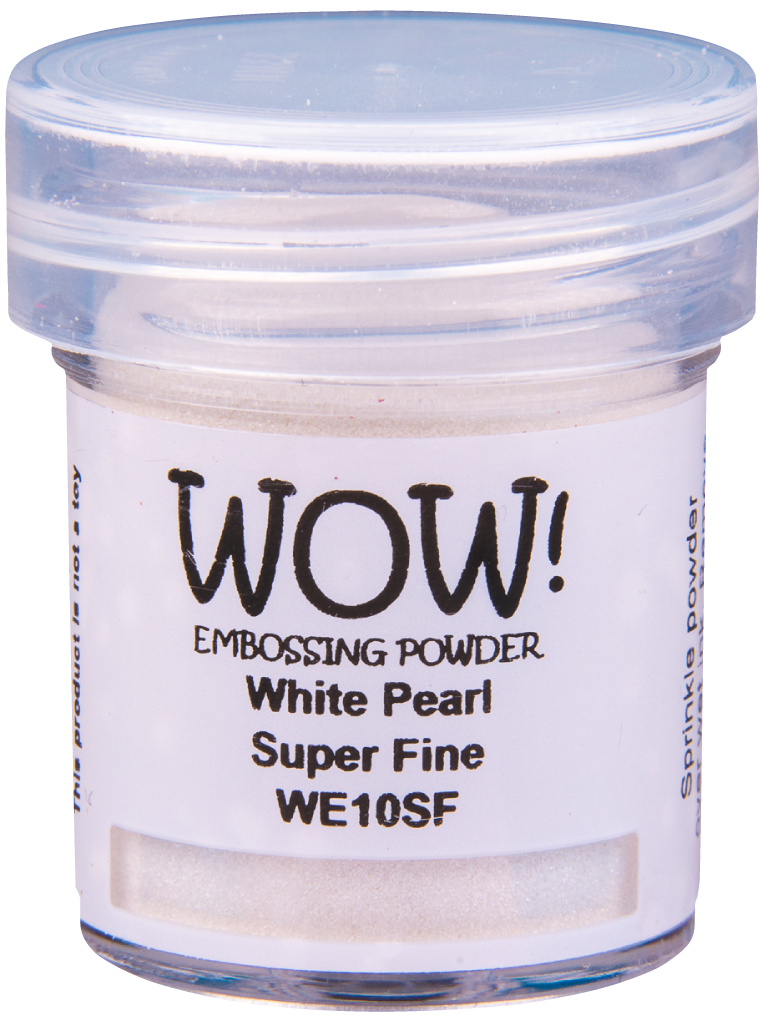 White Pearl - Super Fine 15ml