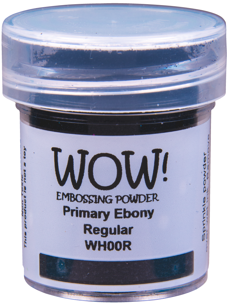 Primary Ebony - Regular 15ml