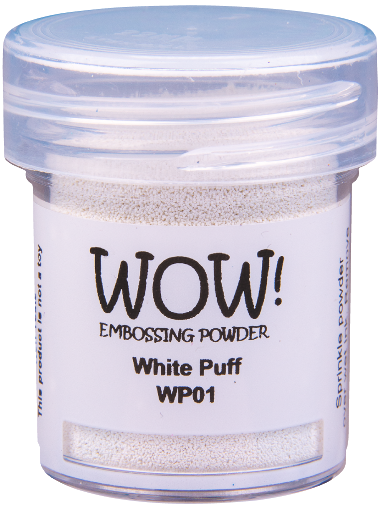 White Puff - Ultra high 15ml