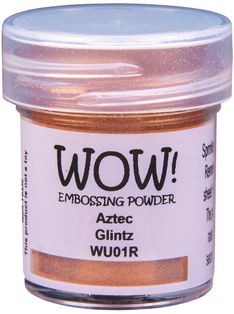 Aztec Glintz Embossing Powder - 15ml