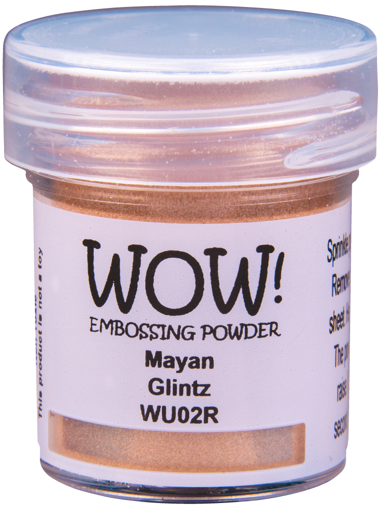 Mayan Glintz Embossing Powder - 15ml