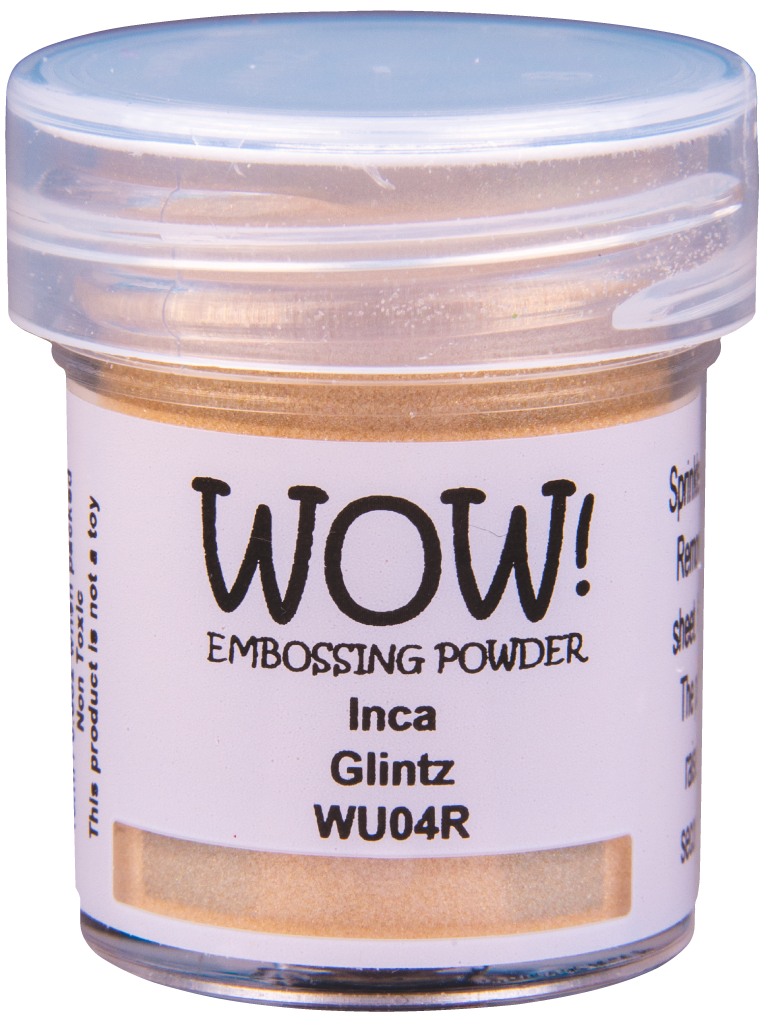 Inca Glintz Embossing Powder - 15ml