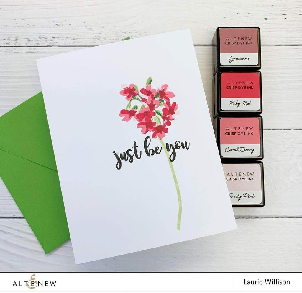 Delicate Clusters Stamp Set