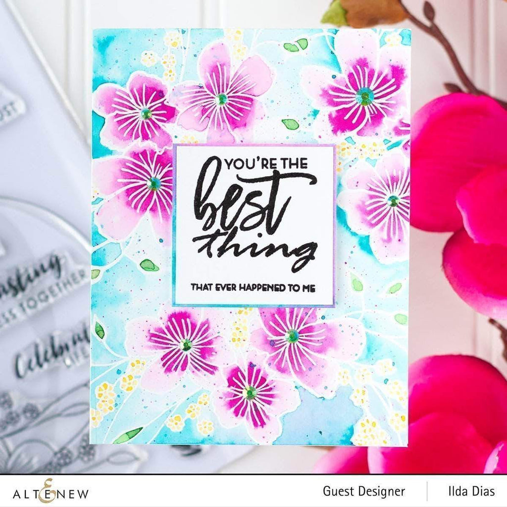 The Best Thing Stamp Set