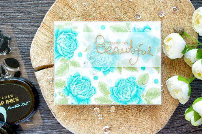 Bold Blossom Stamp and Die Bundle
