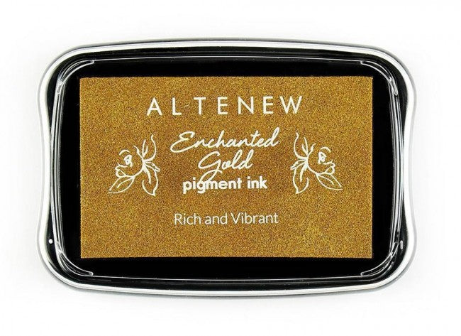 Altenew Enchanted Gold Pigment Ink