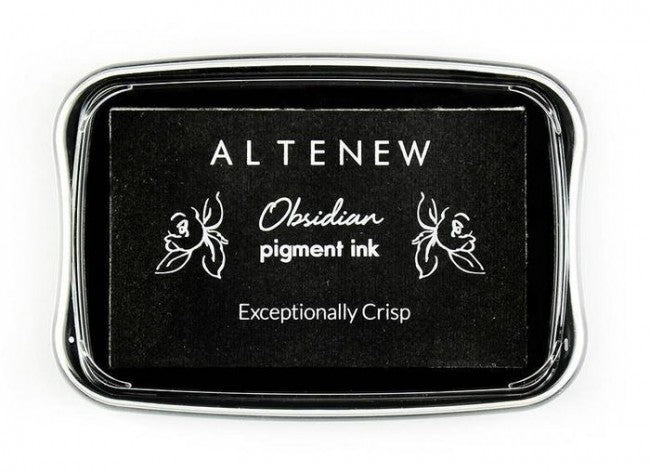 Altenew Obsidian Black Pigment Ink