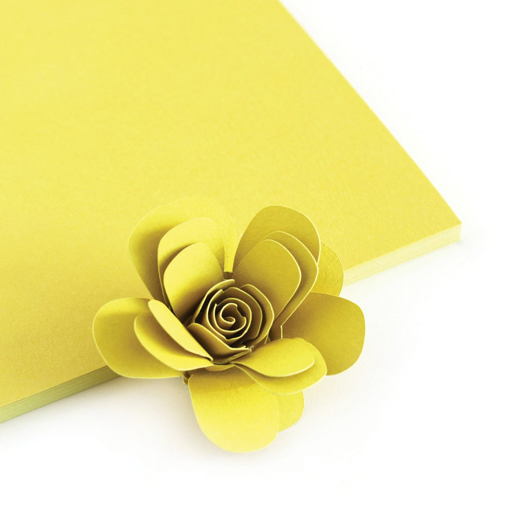 Citrine Color Crush Cardstock - The Stamp Market