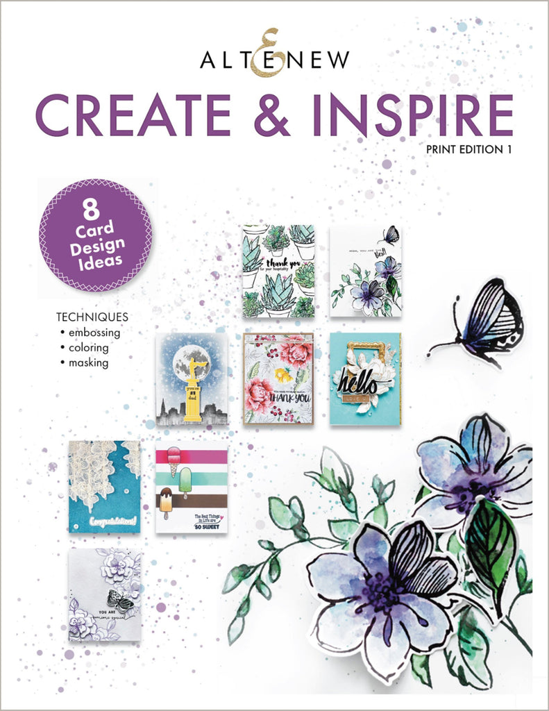 Create and Inspire Edition 1
