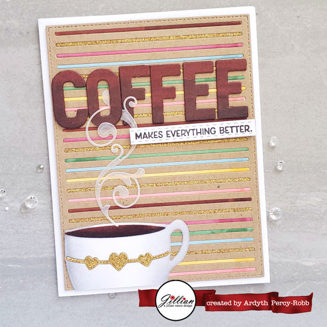 Cozy Cup Die Set - A Jillian Vance Design