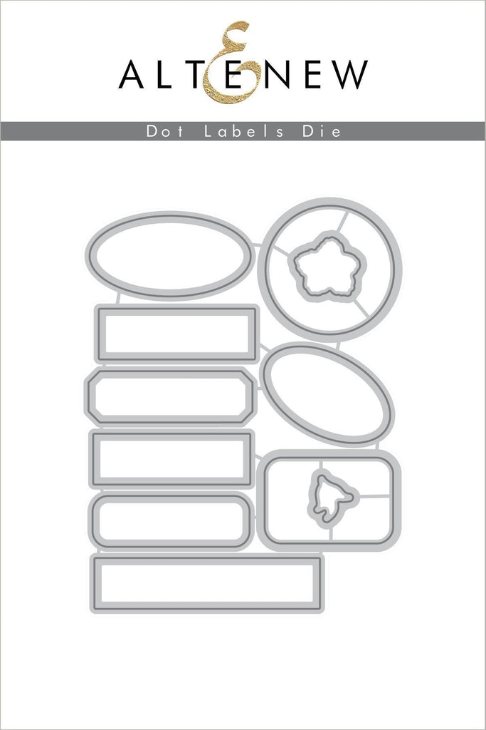 Dot Labels and Die Bundle