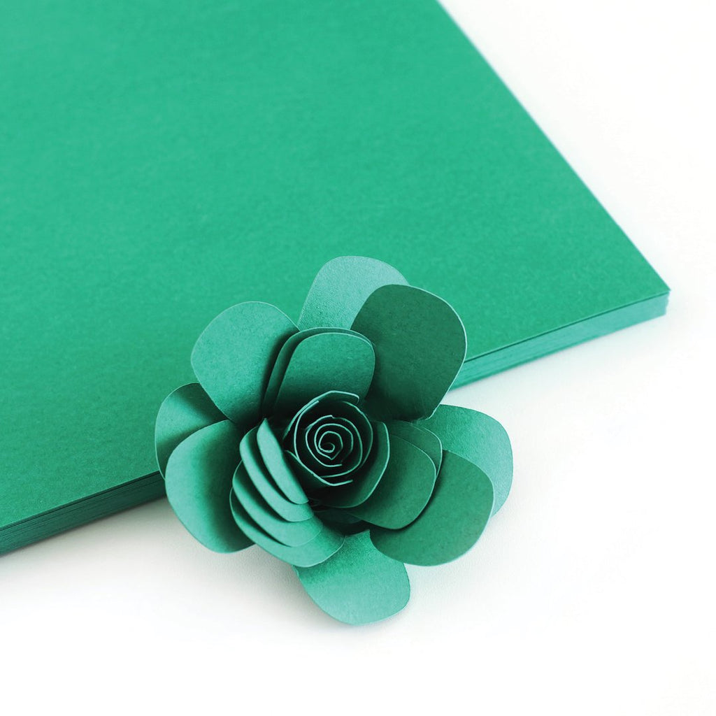 Emerald Isle Color Crush Cardstock - The Stamp Market