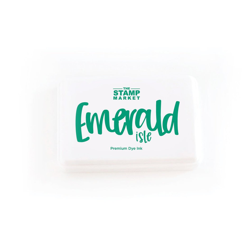 Emerald Isle Ink Pad - The Stamp Market