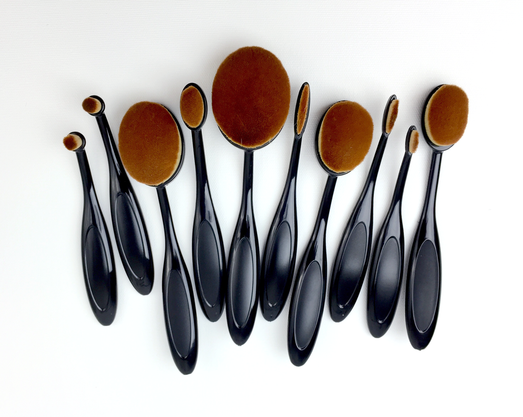 """Life Changing"" Blender Brush Set - full set of 10 brushes"