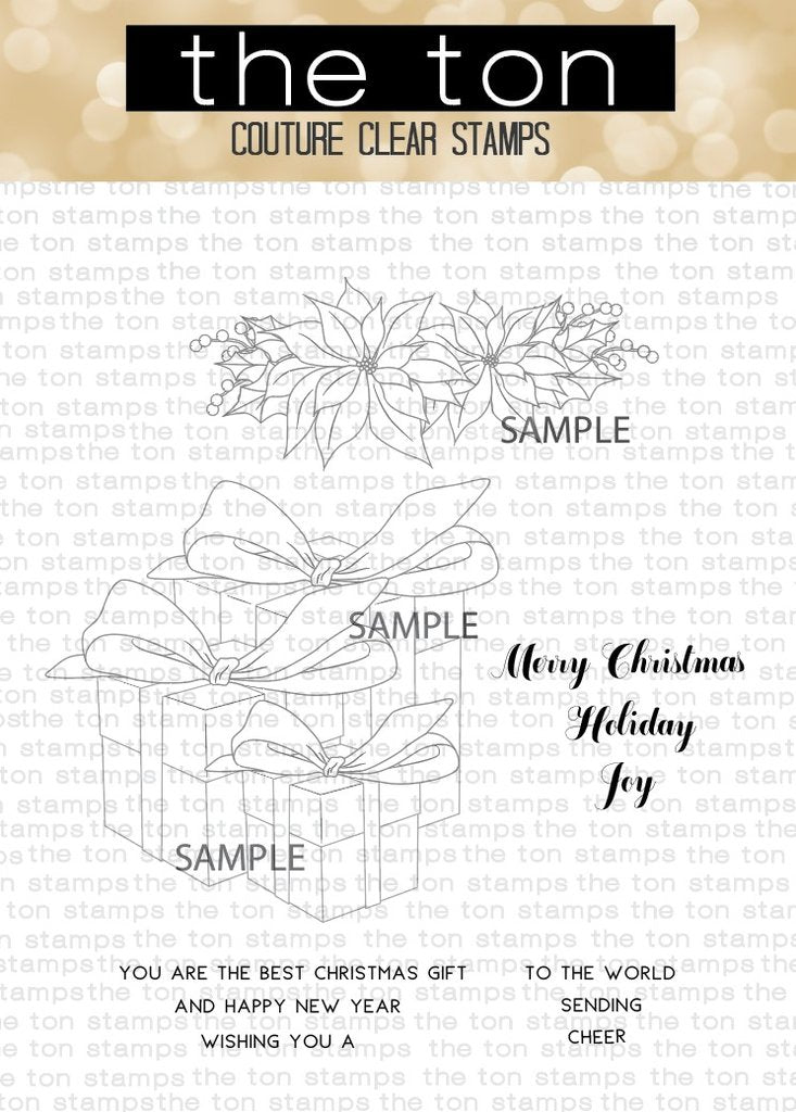 Holiday Trio - The Ton Stamps