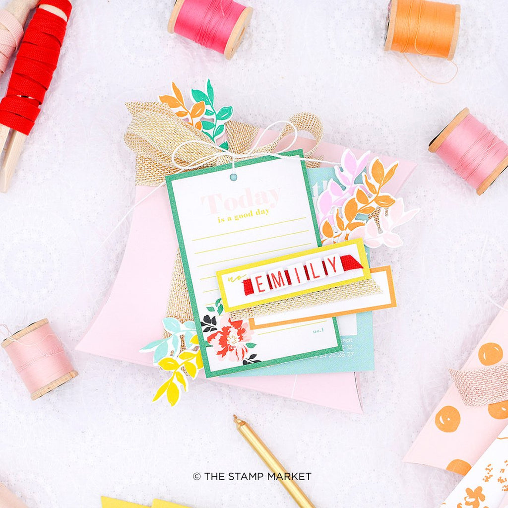 Miss Modern 12x12 Paper Pack - The Stamp Market