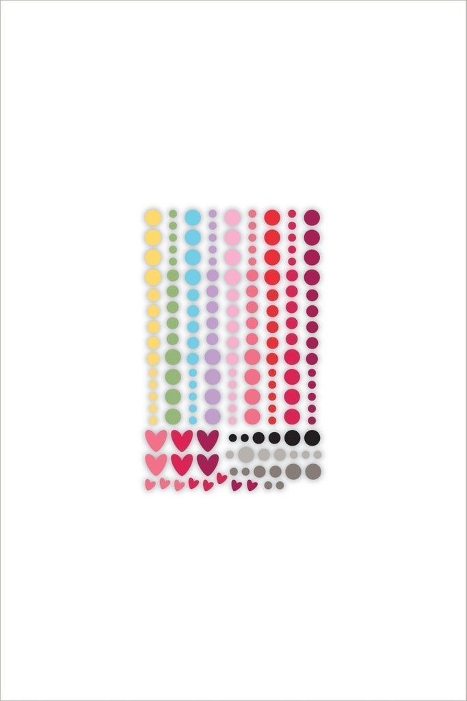 New Day Card Kit Enamel Dots - Altenew