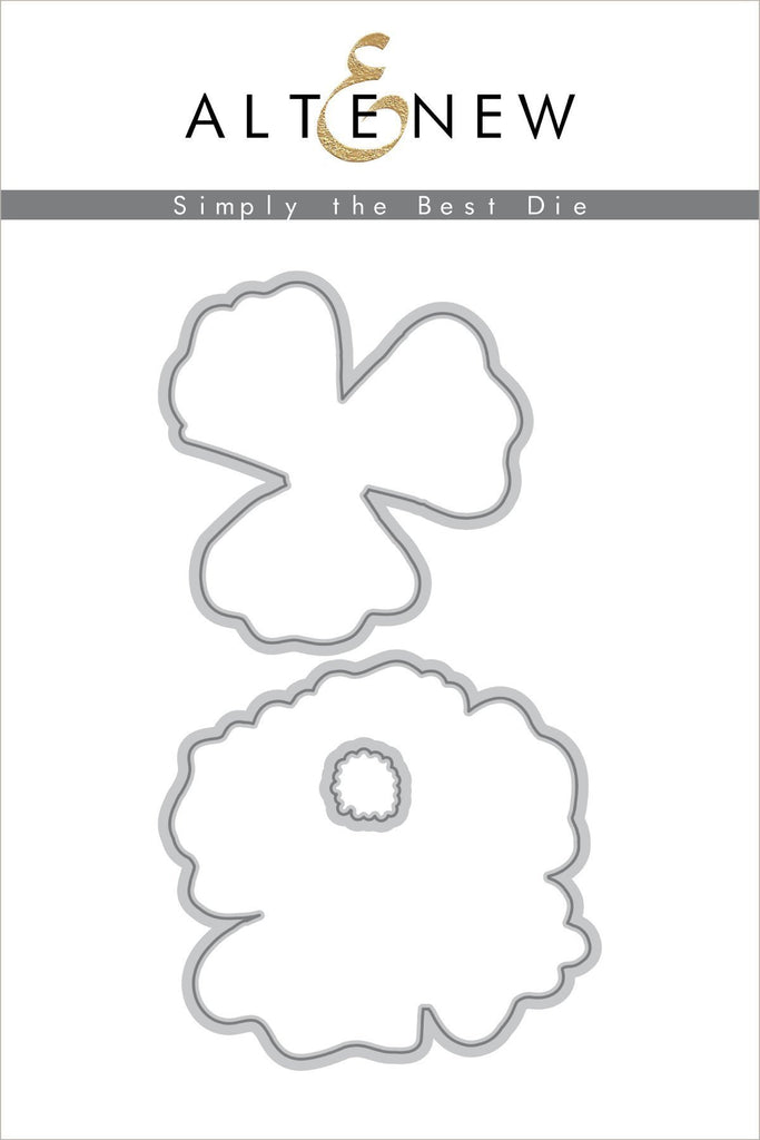 Simply The Best Stamp and Die Bundle