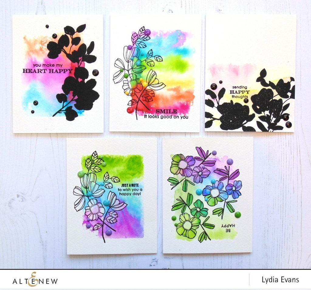 Weekend Doodles Stamp Set