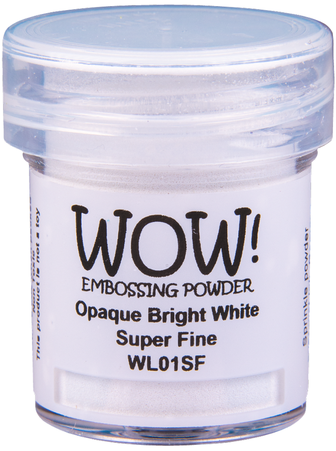 Bright White Super Fine - 15ml