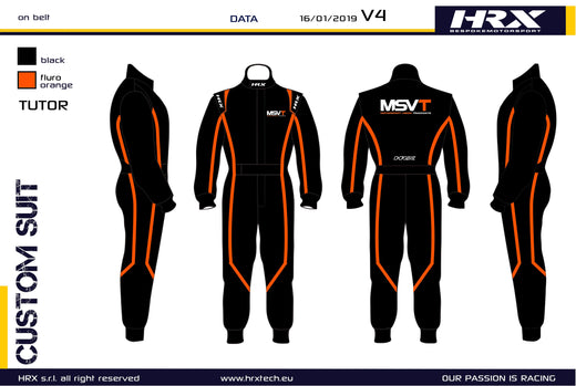 The MSVT Tutor Suit