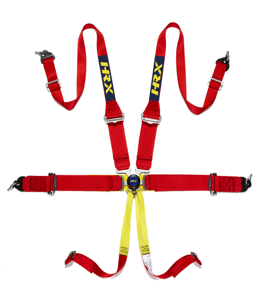 6 Point Racing Harness - HRX