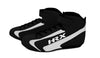 The Racer - FIA homologated boots in Black - HRX