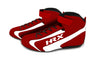The Racer - FIA homologated boots in Red - HRX