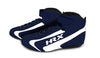 The Racer - FIA homologated boots in Navy Blue - HRX