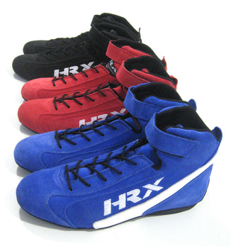 The Tutor - Suede racing boots - HRX