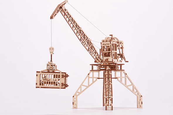 Crane with Container