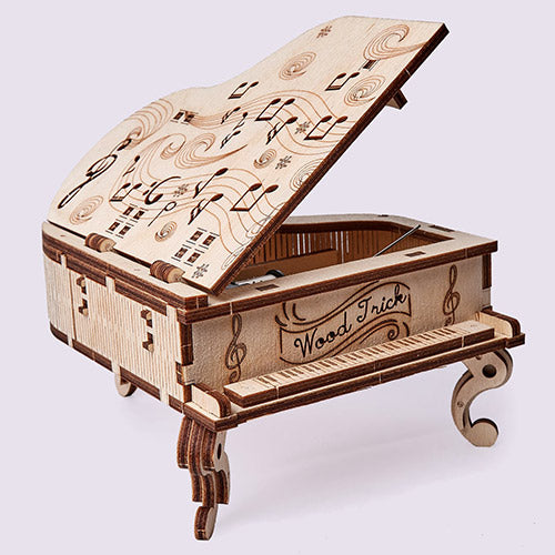 Grand Piano - Music Box
