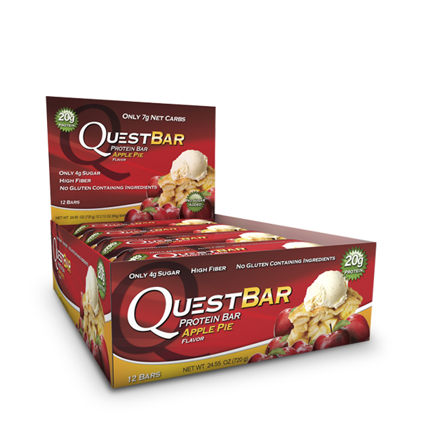 Quest Protein Bars (Box of 12) - LiveFit.Asia