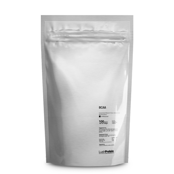 Lush Protein BCAA 2:1:1 500g - LiveFit.Asia