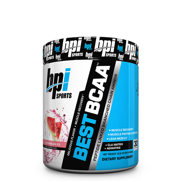 BPI Sports Best BCAA™ 300g - LiveFit.Asia
