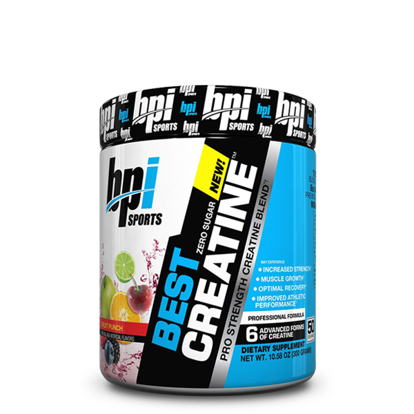 BPI Sports Best Creatine™ 300g - LiveFit.Asia