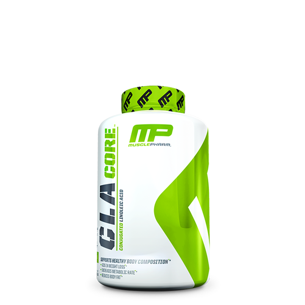 MusclePharm CLA Core (180 Caps) - LiveFit.Asia
