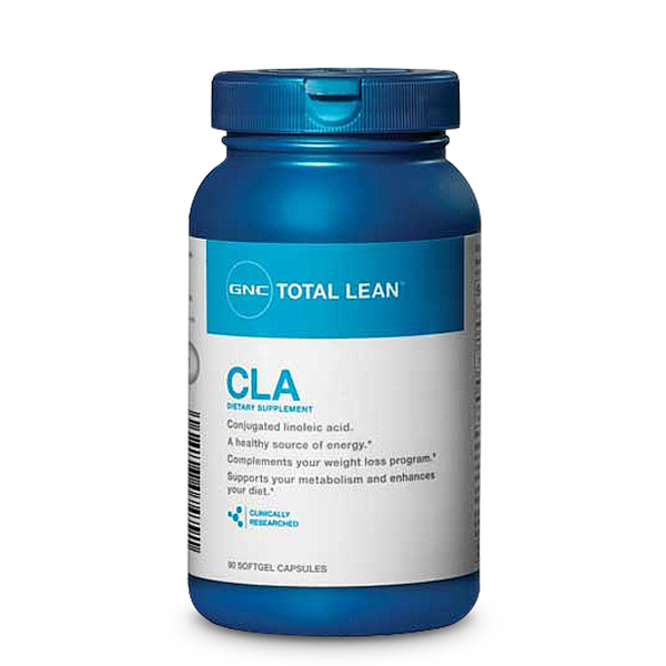 GNC Total Lean CLA (90 Softgels) - LiveFit.Asia