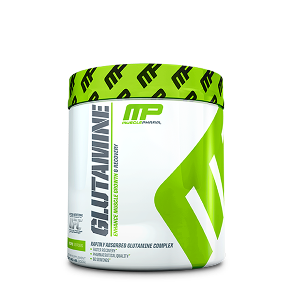 MusclePharm Glutamine 300g - LiveFit.Asia