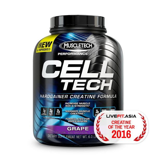 MuscleTech Cell-Tech 6Lbs