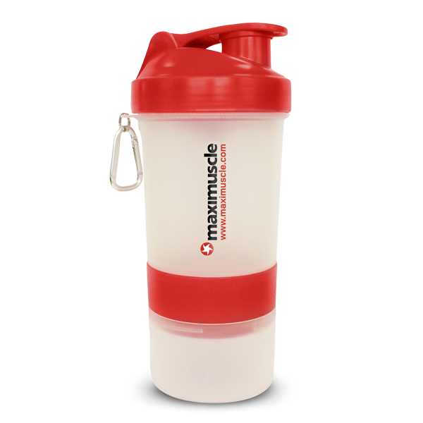 Maximuscle SmartShaker 600ml - LiveFit.Asia