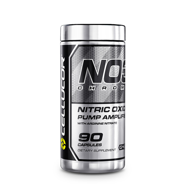 Cellucor® NO3 Chrome (90 Caps) - LiveFit.Asia