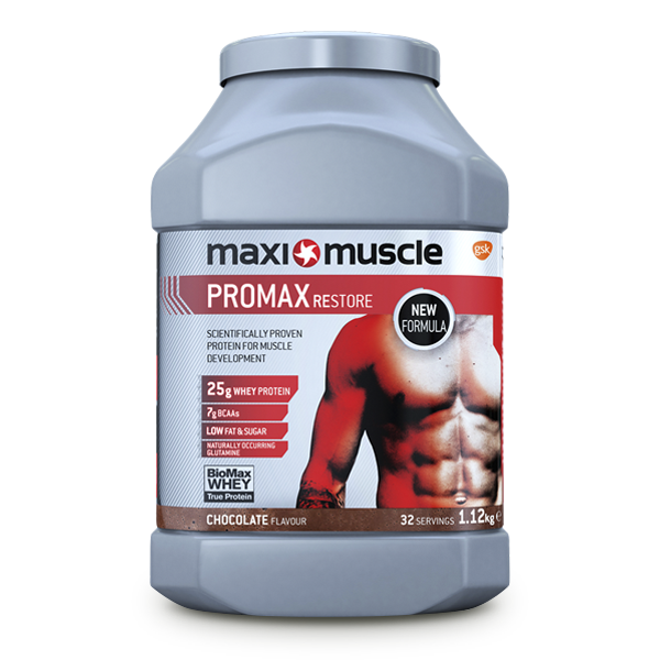 Maximuscle Promax 1.12kg