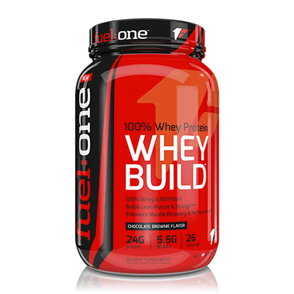 Fuel:One Whey Build 4Lbs - LiveFit.Asia