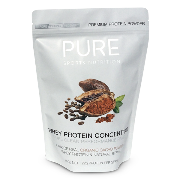 Pure Sports Nutrition Whey Protein Concentrate 750g