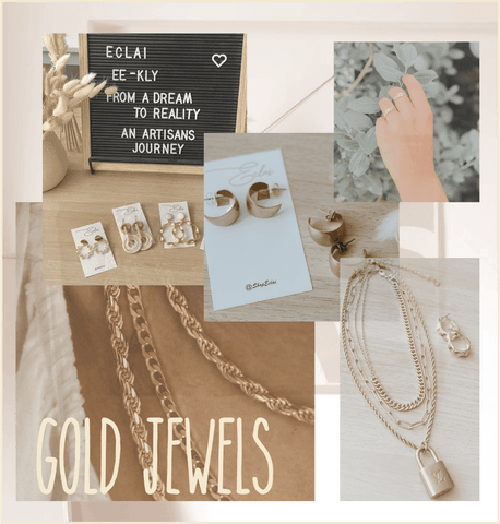 gold jewels Christmas gift guide