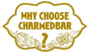 Why Choose CharmedBar?