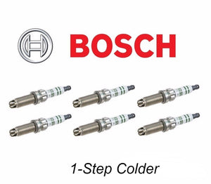 BMW N54 Spark Plugs - 1-Step Colder