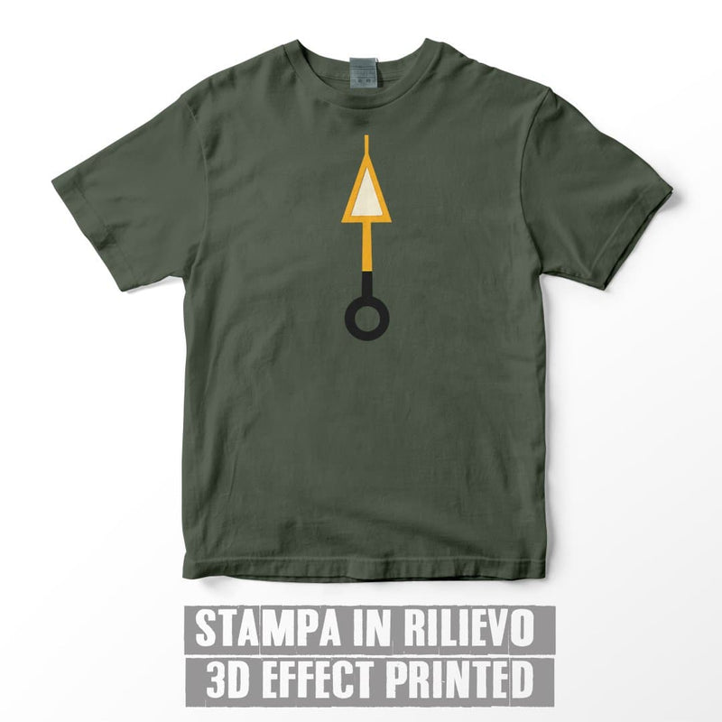 ORANGE ARROW | t-shirt